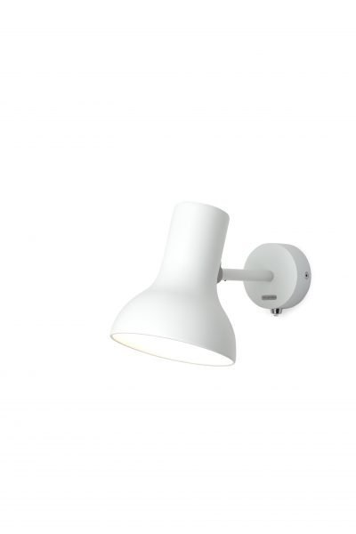 Anglepoise type 75 Mini wandlamp Alpine White 2