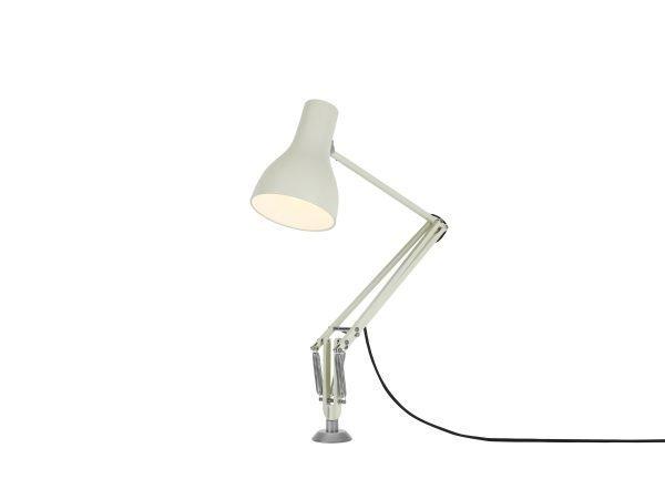 Anglepoise type 75 bureaulamp vaste bevestiging Jasmine White 3