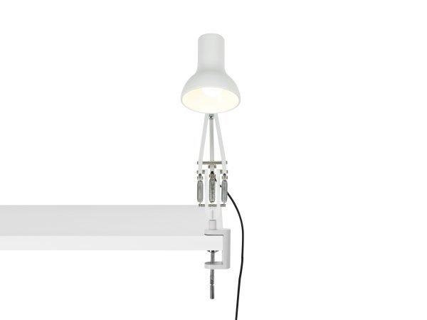 Anglepoise type 75 mini klemlamp Alpine White 4