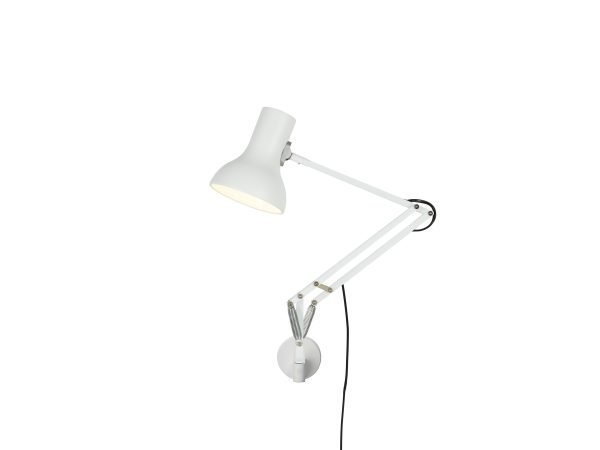 Anglepoise type 75 mini wandlamp Alpine White 2