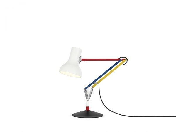 Type 75 Mini Anglepoise bureaulamp Paul Smith Three 1