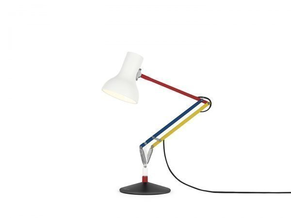 Type 75 Mini Anglepoise bureaulamp Paul Smith Three 2