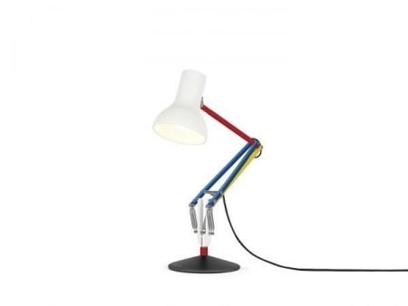 Type 75 Mini Anglepoise bureaulamp Paul Smith Three 3