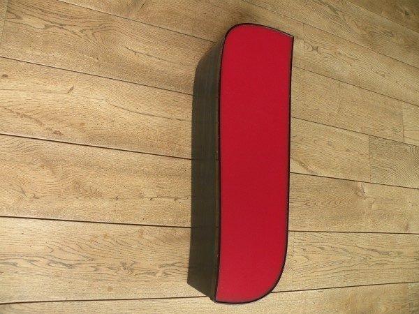 rood zwart letterlamp I 3