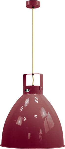 Jielde-Augustin-540-Hanglamp-Bourgondisch-RAL-3005