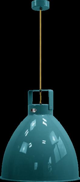 Jielde-Augustin-540-Hanglamp-Oceaan-Blauw-RAL-5020