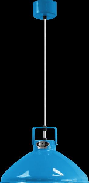 Jielde-Beaumont-B240-Hanglamp-Licht-Blauw-RAL-5012