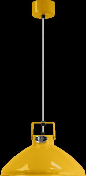 Jielde-Beaumont-B240-Hanglamp-Mosterd-RAL-1003