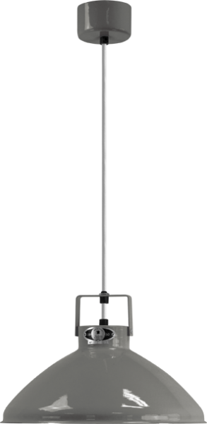 Jielde-Beaumont-B240-Hanglamp-Muis-Grijs-RAL-7005