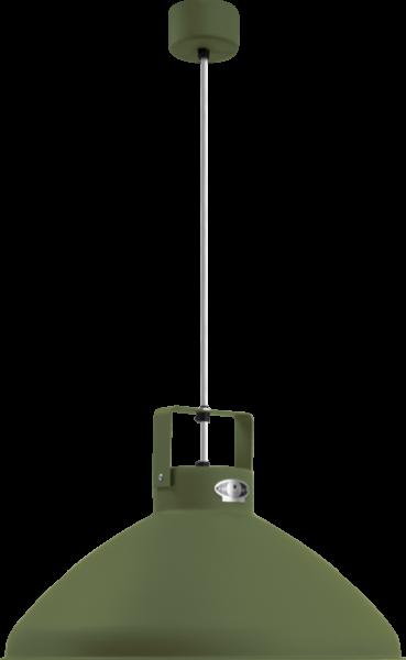 Jielde-Beaumont-B360-Hanglamp-Olijf-Groen-RAL-6003
