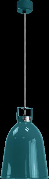 Jielde-Clement-C240-Hanglamp-Oceaan-Blauw-RAL-5020