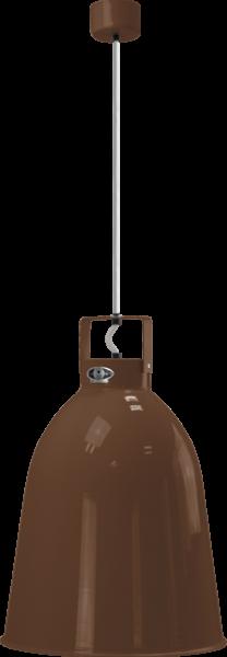Jielde-Clement-C360-Hanglamp-Chocolade-RAL-8017