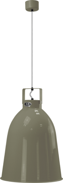 Jielde-Clement-C360-Hanglamp-Grijs-RAL-7002