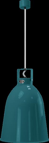 Jielde-Clement-C360-Hanglamp-Oceaan-Blauw-RAL-5020