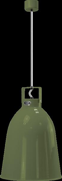 Jielde-Clement-C360-Hanglamp-Olijf-Groen-RAL-6003