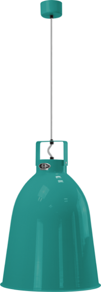 Jielde-Clement-C360-Hanglamp-Water-Blauw-RAL-5021