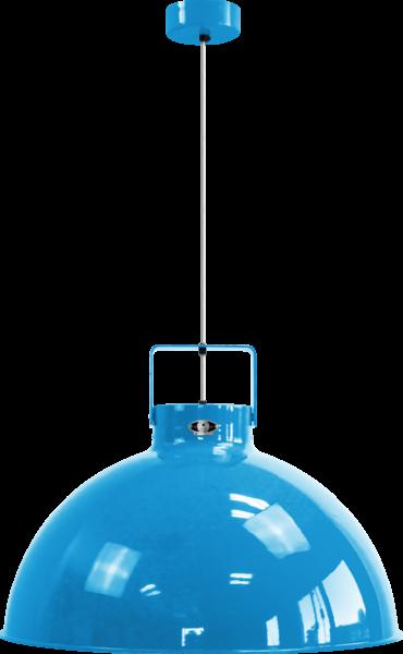 Jielde-Dante-675-Hanglamp-Licht-Blauw-RAL-5012