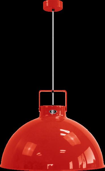 Jielde-Dante-675-Hanglamp-Rood-RAL-3020