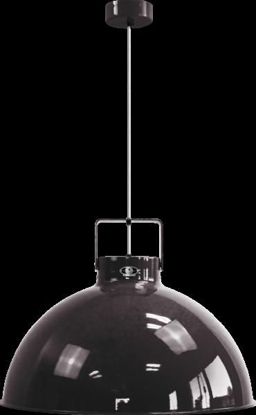 Jielde-Dante-675-Hanglamp-Zwart-RAL-9011