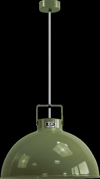 Jielde-Dante-D450-Hanglamp-Olijf-Groen-RAL-6003