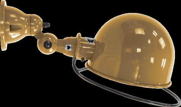 Jielde-Loft-D1020-muurlamp-plafondlamp-Goud-RAL-1036
