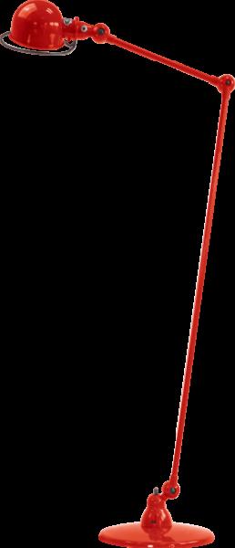 Jielde-Loft-D1240-vloerlamp-Rood-RAL-3020