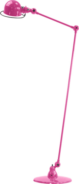 Jielde-Loft-D1240-vloerlamp-Roze-RAL-4003