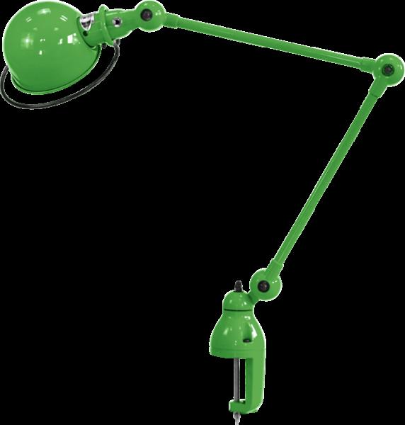 Jielde-Loft-D4040-klemlamp-Appel-Groen-RAL-6018