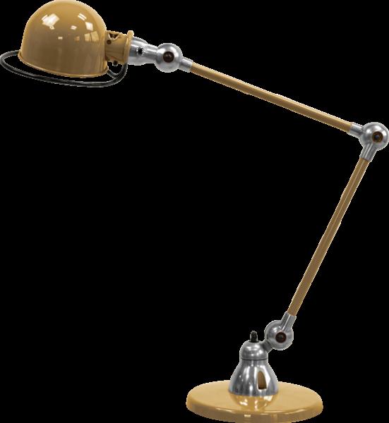 Jielde-Loft-D6440-bureaulamp-duo-Goud-RAL-1036