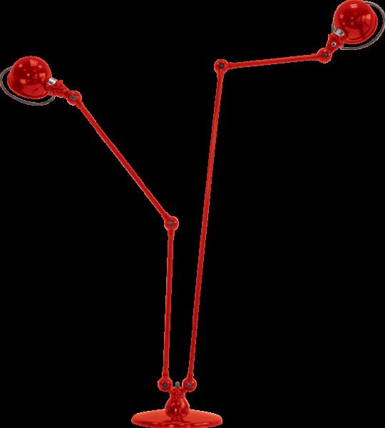 Jielde-Loft-D7460-vloerlamp-Rood-RAL-3020
