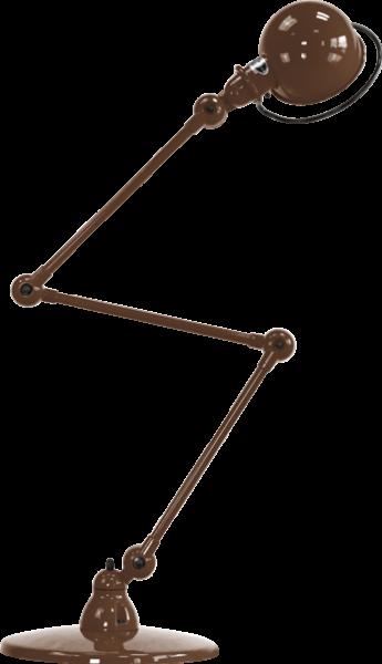 Jielde-Loft-D9403-vloerlamp-Chocolade-RAL-8017