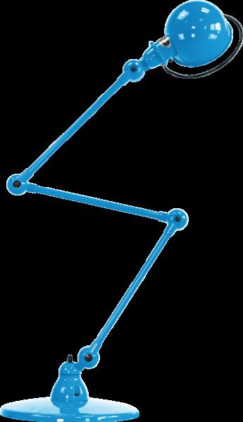 Jielde-Loft-D9403-vloerlamp-Licht-Blauw-RAL-5012