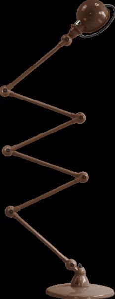 Jielde-Loft-D9406-vloerlamp-Chocolade-RAL-8017