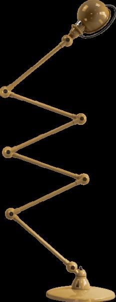Jielde-Loft-D9406-vloerlamp-Goud-RAL-1036