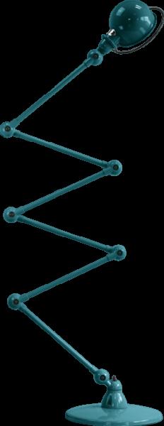 Jielde-Loft-D9406-vloerlamp-Oceaan-Blauw-RAL-5020