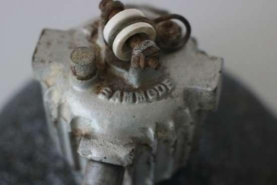 Sammode hanglamp detail
