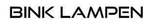 nieuwe logo BINK lampen