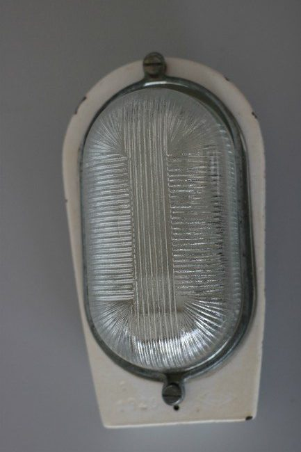 franse wandlamp bunkerlamp front BINK lampen