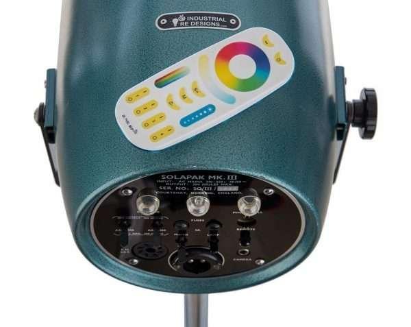 Staande-courtney-flitskop-spot-lamp-BINK-detail-3