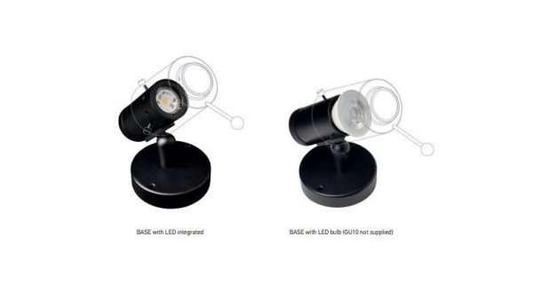 Biny spot geintegreerd LED en dimbaar LED