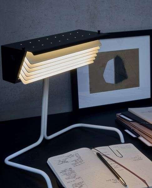 DCW editions BINY bureaulamp in situ