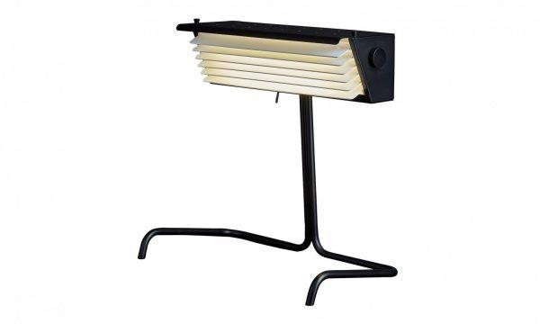 DCW editions BINY bureaulamp zwart wit