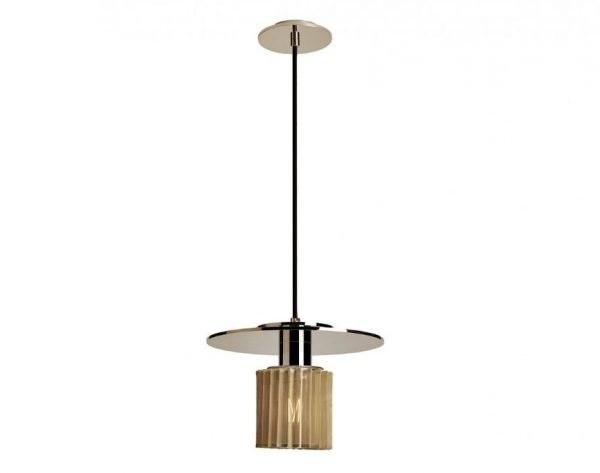in the sun hanglamp 27 cm goud goud