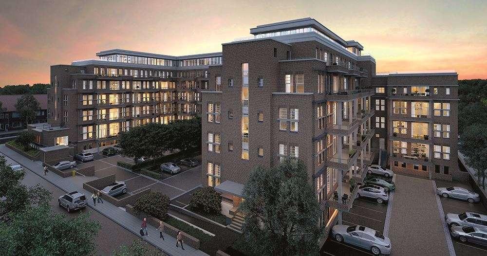 Loft Den Haag overzicht pand project BINK 2