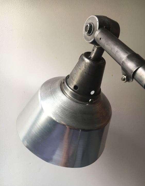 Midgard wandlamp detail 1