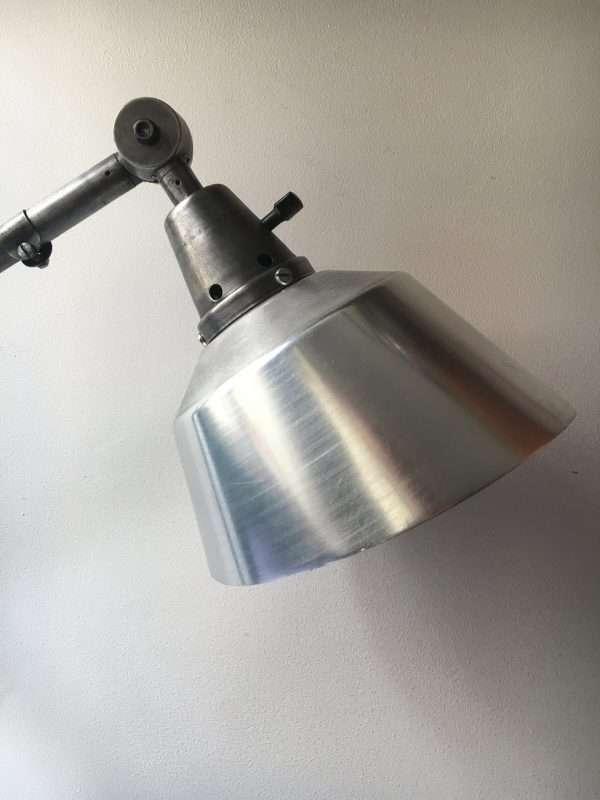 Midgard wandlamp detail 2