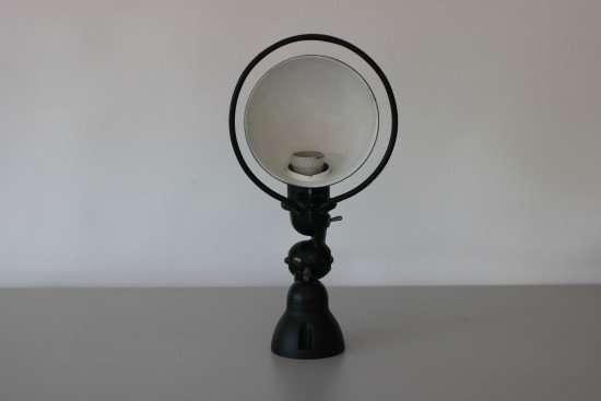 Jieldé vintage Loft wandlamp 0-arm onder