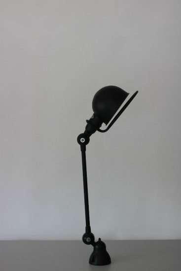 Jieldé vintage Loft wandlamp 1-arm zijaanzicht