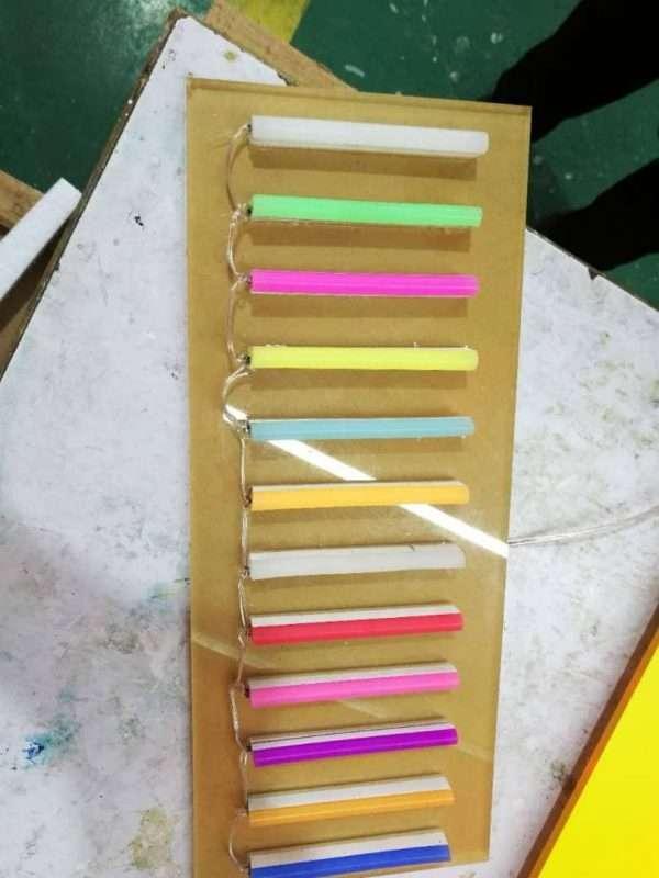 LED NEON Overzicht kleuren uit
