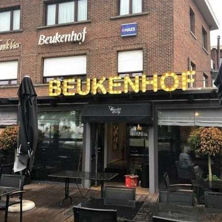 Bink lampen Beukenhof project